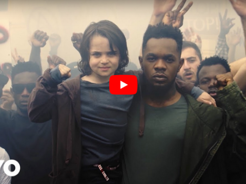 OFFICIAL VIDEO Patoranking – HEAL D WORLD Mp4