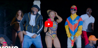 (OFFICIAL VIDEO)Kcee ft WizKid - PSYCHO mp4