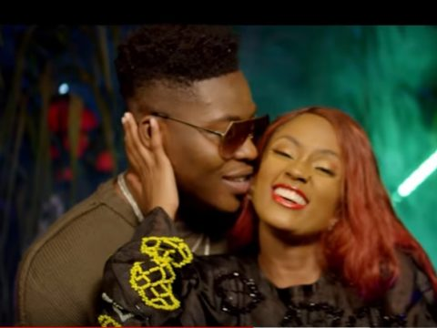(OFFICIAL VIDEO)Vanessa Mdee BAMBINO - ft Reekado Banks mp4