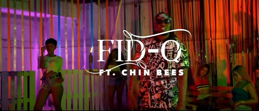 (OFFICIAL VIDEO)Fid Q - MASELEBRATION ft Chin Bees mp4