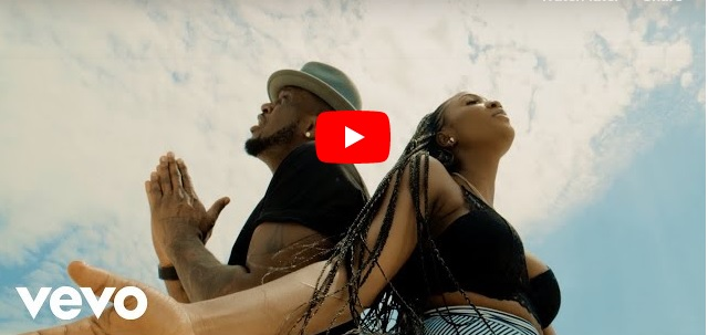 (OFFICIAL VIDEO)Mr P - ZOMBIE ft Simi mp4