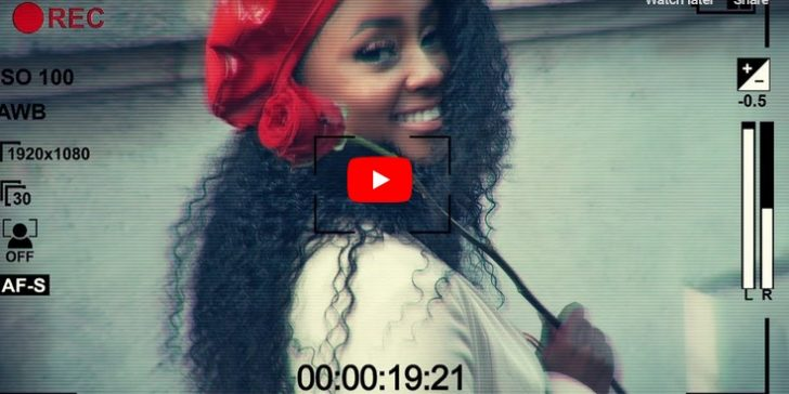OFFICIAL VIDEO)Vanessa Mdee – THE WAY YOU ARE mp4 Download - Tabell