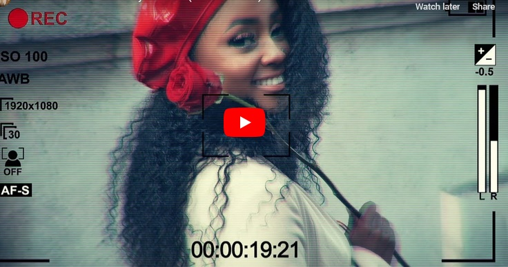 (OFFICIAL VIDEO)Vanessa Mdee – THE WAY YOU ARE mp4 Download