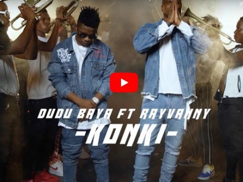 (OFFICIAL VIDEO)Dudubaya ft Rayvanny – KONKI mp4 Download