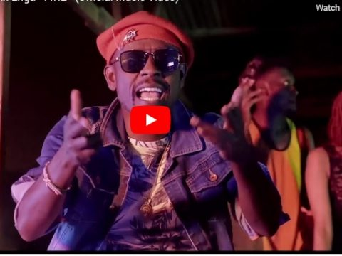 (OFFICIAL VIDEO) P- Unit ft Magix Enga - FIRE mp4 Download