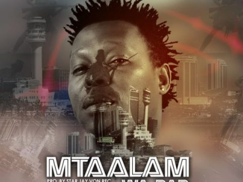 (3.30MB AUDIO) Mh.Temba ft Kisamaki – MTAALAM WA DAR mp3 Download