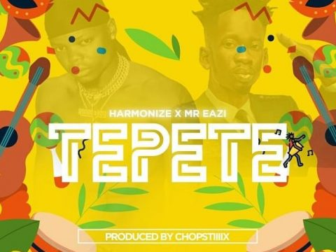 (3.0MB AUDIO) Harmonize ft Mr Eazi – TEPETE mp3 Download