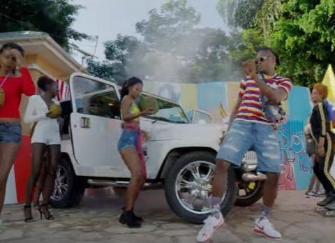 (OFFICIAL VIDEO) Pallaso – WINE AND WINE mp4 Download