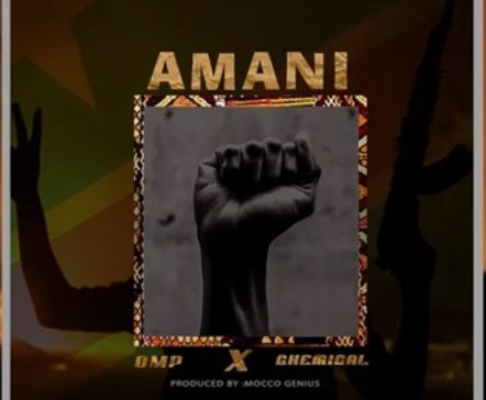 (3.20MB AUDIO) CMP ft Chemical - AMANI mp3 Download