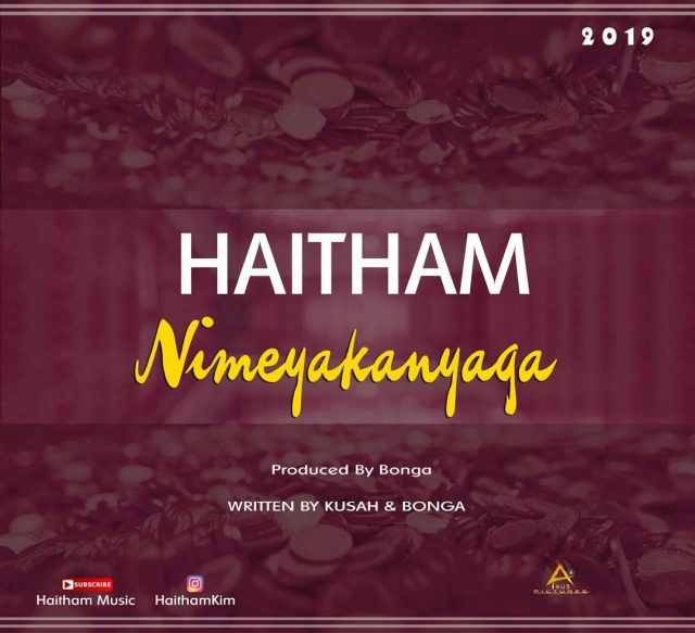 (3.10MB AUDIO) Haitham - NIMEYAKANYAGA mp3 Download