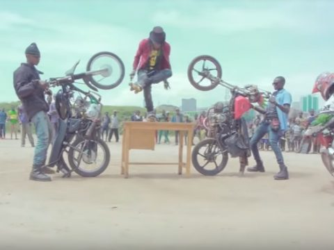 (OFFICIAL VIDEO) Eddy Kenzo ft Wembly Mo – OGWO mp4 Download