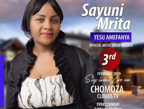 (4.20MB AUDIO) Sayuni Mrita - YESU AMEFANYA mp3 Download