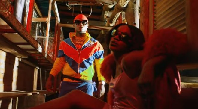 (OFFICIAL VIDEO) Seyi Shay ft Harmonize - KOMA ROLL mp4 Download