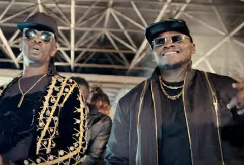 (OFFICIAL VIDEO) Nameless ft Khaligraph Jones - MEGARIDER Remix mp4 Download