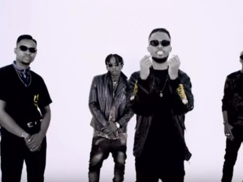 (OFFICIAL VIDEO)B Gway ft Mesen Selekta,G Nako & Sholo Mwamba - NDEMBE mp4 Download