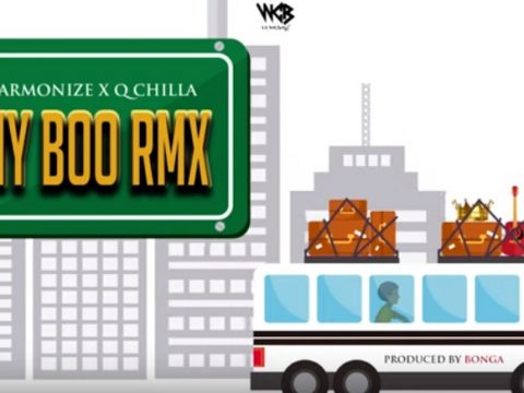 (3.80MB AUDIO) Harmonize X Q Chilla - My Boo Remix mp3 Download