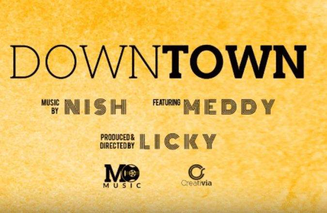 (3.20MB AUDIO)Meddy ft Nish - Downtown mp3 Download