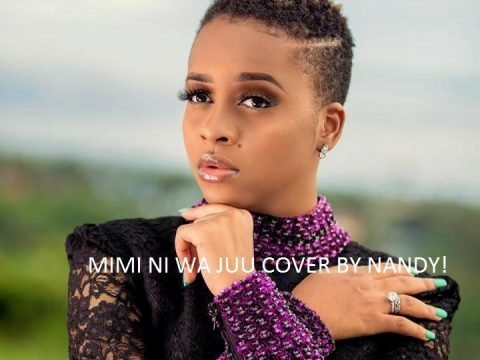 (3.60MB AUDIO)Nandy - MIMI NI WA JUU Cover mp3 Download