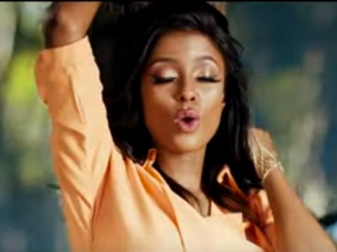 (OFFICIAL VIDEO) Vanessa Mdee - MOYO mp4 Download