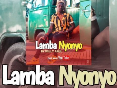 (2.30MB AUDIO) willy paul - LAMBA NYONYO mp3