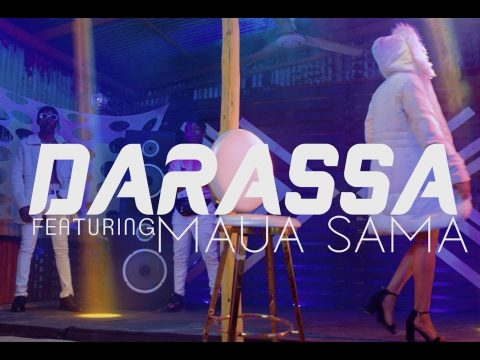 (3.40MB AUDIO) Darassa ft Maua Sama – SHIKA mp3 Download