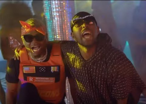(OFFICIAL VIDEO) Harmonize ft Eddy Kenzo - INABANA mp4 Download