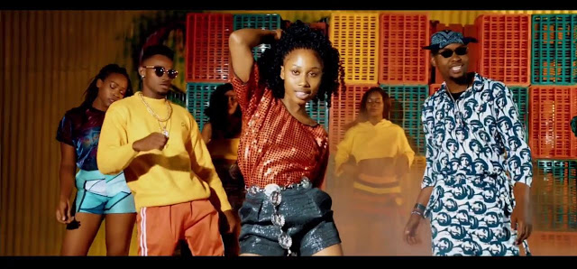 (OFFICIAL VIDEO) G nako ft Fany – WEKA mp4 Download