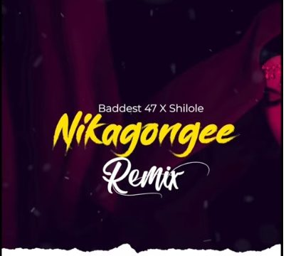 (2.50MB AUDIO) Baddest 47 ft Shilole - Nikagongee Remix mp3
