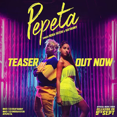 (3.50MB AUDIO) Nora Fatehi ft Rayvanny - PEPETA mp3 Download