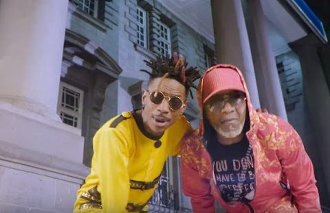 (3.40MB AUDIO) Eric Omondi ft Awilo Longomba - Tiko Tiko mp3 download