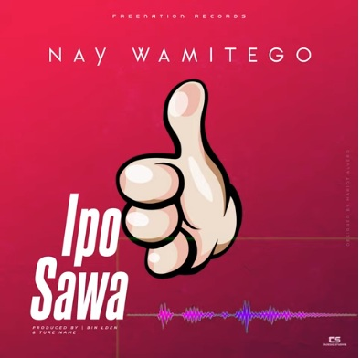 (3.0MB AUDIO) Nay wa Mitego - IPO SAWA mp3 download