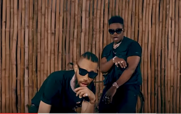 (OFFICIAL VIDEO) Rayvanny ft Phyno - SLOW