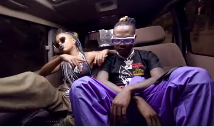 (OFFICIAL VIDEO) Rosa Ree ft Fik Fameica - ACHA UNGESE