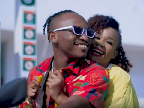 (OFFICIAL VIDEO) Kayumba ft Linah - UMENIWEZA