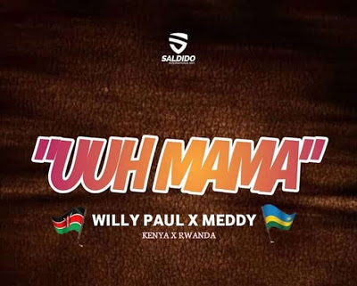(5.0MB AUDIO)Willy Paul Ft Meddy - UUH MAMA