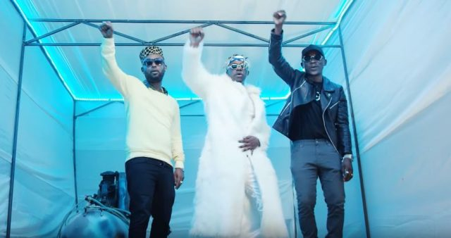 (OFFICIAL VIDEO) Nyandu Tozzy Ft Rayvanny & Mr Blue – MAWE