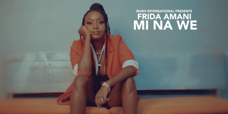 (3.0MB AUDIO) Frida Amani – MI NA WE