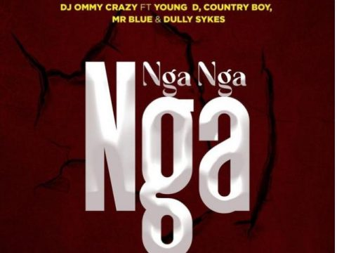 (3.60MB AUDIO) Dj ommy Crazy ft Mr Blue,Young Dee, Dully Sykes,Country Boy - NGA NGA NGA
