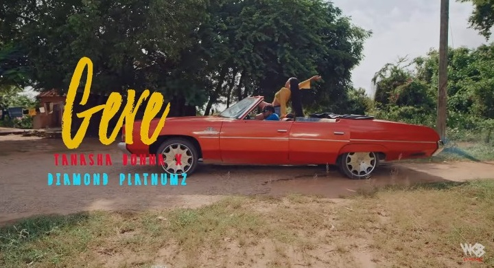 (3.0MB AUDIO) Tanasha X Diamond Platnumz - GERE