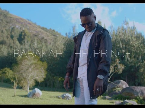 (OFFICIAL VIDEO) Baraka The Prince – NIMEKOMA