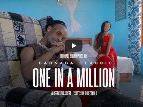 (OFFICIAL VIDEO) Baranaba Classic - ONE IN A MILLION