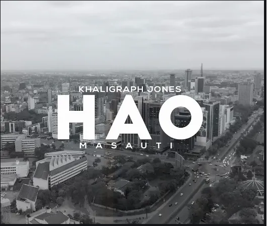 (3.30MB AUDIO) Khaligraph Jones ft Masauti – HAO