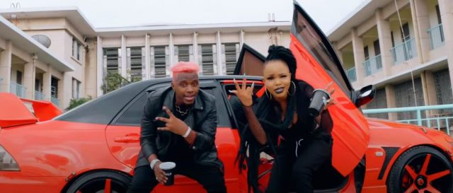 (OFFICIAL VIDEO) Rosa Ree ft Rayvanny – SUKUMA NDINGA Remix