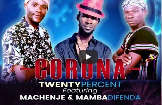 (2.0MB AUDIO) 20 PERCENT FT MACHENJE & MAMBA DIFENDA - CORONA