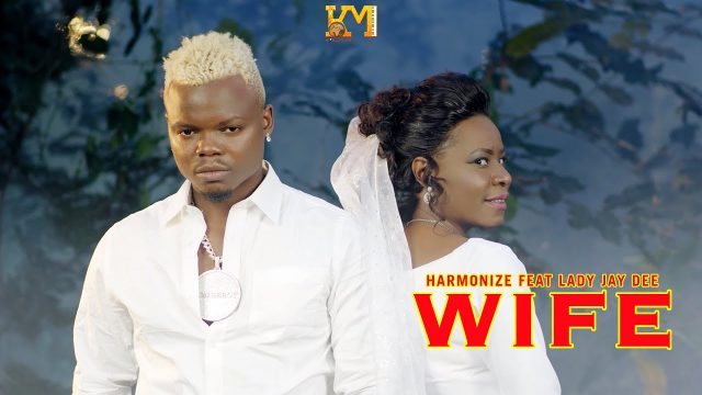 (OFFICIAL VIDEO) Harmonize ft Lady Jay Dee – Wife