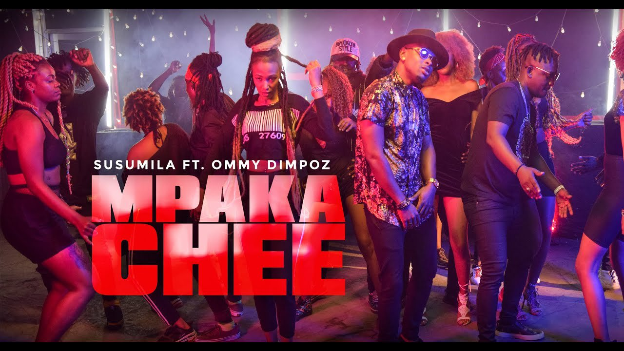 (3.50MB AUDIO) Susumila ft Ommy Dimpoz - MPAKA CHEE