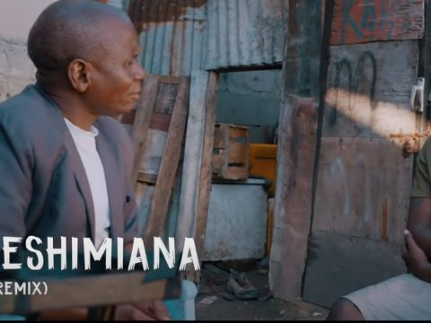 (OFFICIAL VIDEO) Barakah The Prince ft Da Way – Tutaheshimiana Remix