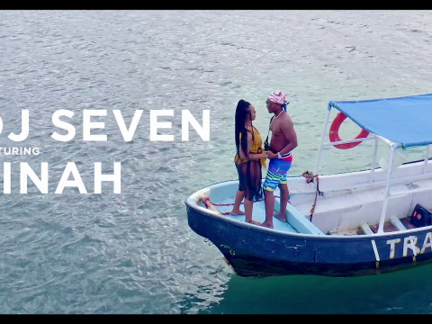 (OFFICIAL VIDEO) Dj Seven ft Linah – SEREREA