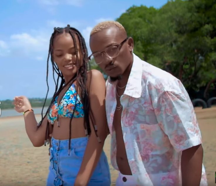 OFFICIAL VIDEO) Foby – WA MVUA NA JUU