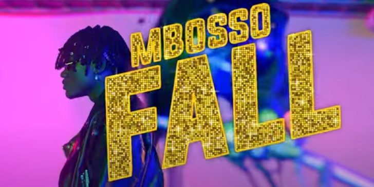 (OFFICIAL VIDEO) Mbosso – FALL